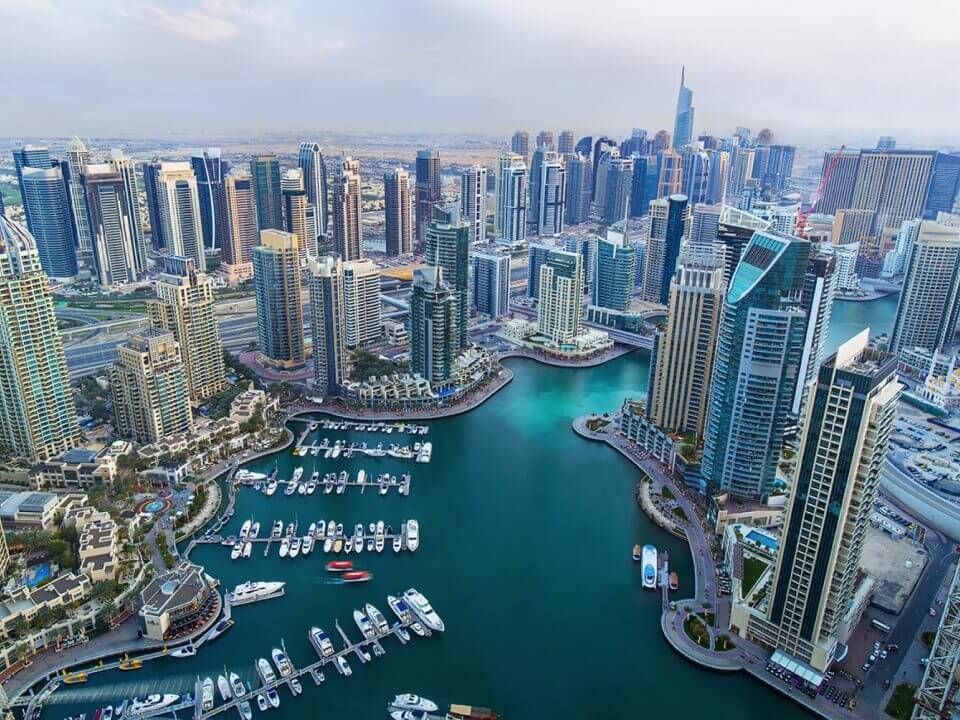 Dubai Takes The 15th Position in Financial Index