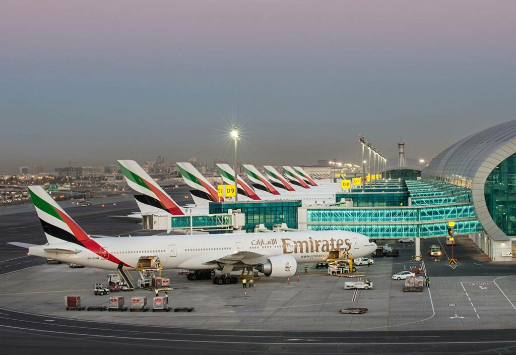 Emirates Has Extended The Suspension Of Flights To South Africa Until March 10