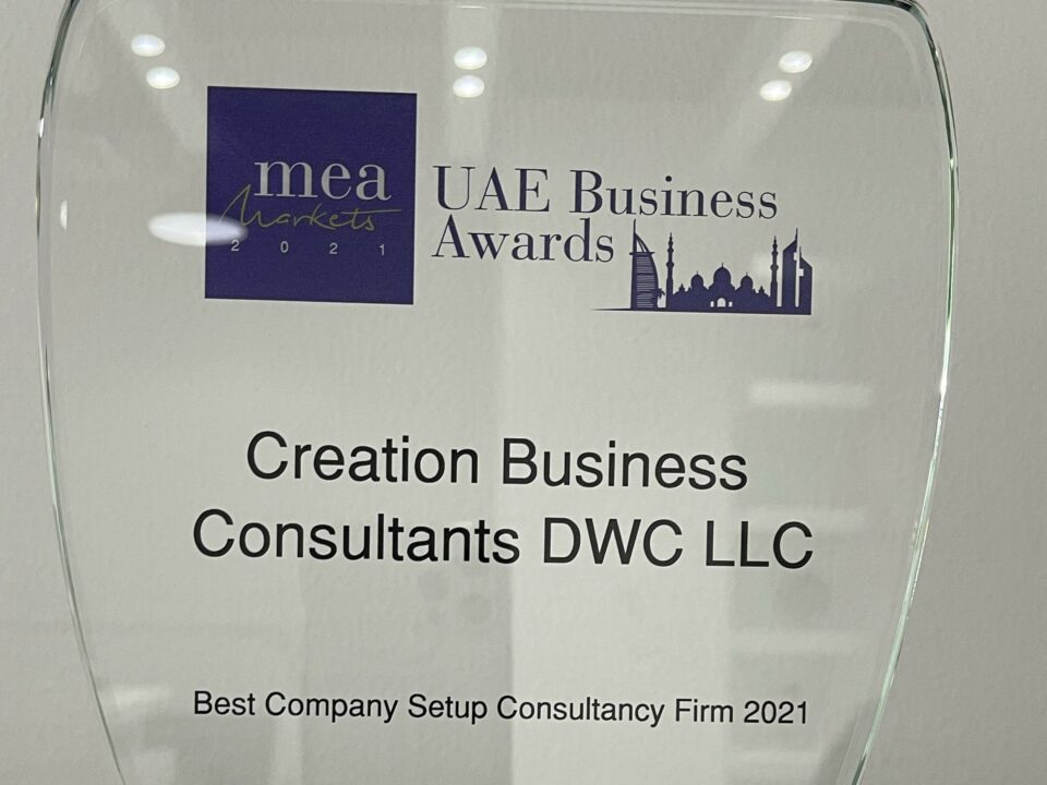 Mea Markets 2021 - Creation Business Consultants Dwc Llc