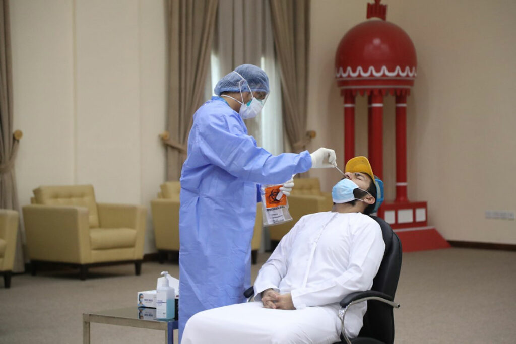 Reduced Fees For Pcr Tests In Uae Another Positive Step In Economic Recovery